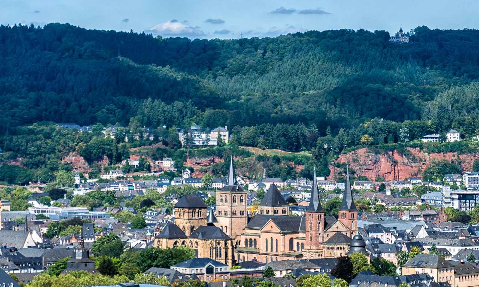 Der Trierer Dom zeugt von der mittelalterlichen Macht des Kurfürstentums und des Bistums