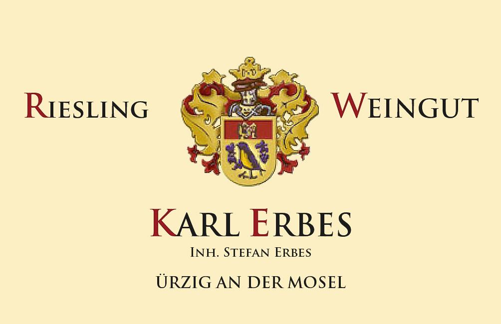 Logo des Weingutes Karl Erbes aus Ürzig an der Mosel