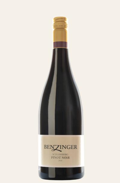 Benzinger Pinot Noir Bockenheimer Schloßberg 2018 trocken BIO