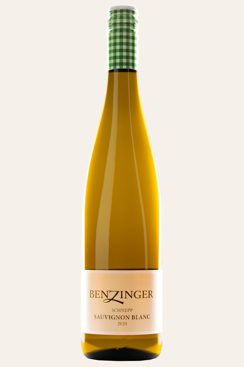 Benzinger Sauvignon Blanc Obersülzer Schnepp 2020 trocken BIO