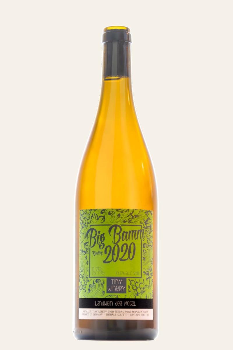 Tiny Winery BIG BAMM Riesling 2020 halbtrocken