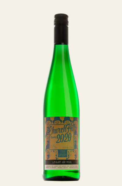 Tiny Winery Churchill Riesling 2020 Flasche