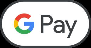 Google Pay Logo Oval