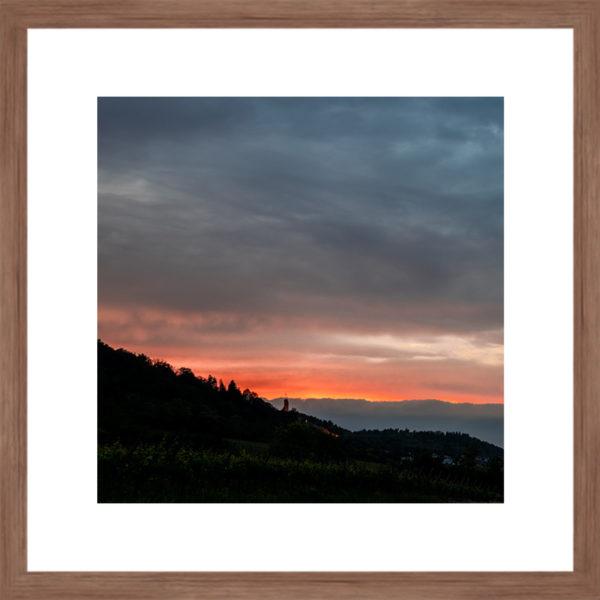 Forster Pechstein Sonnenuntergang Vorschau 1 zu 1 30 x 30 cm